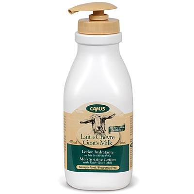 Canus Goat's Milk Lotion