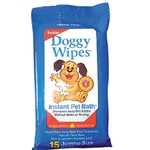 Pet Bath Wipes for Dogs