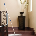 Clean Hard Floors Often To Keep Allergen At A Minimum