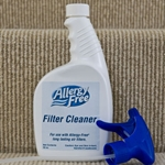 Allergy-Free® Filter Cleaner