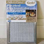 Allergy-Free Aller-Pure Gold Permanent Filters - CLEARANCE SIZES