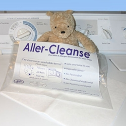 Aller-Cleanse Dry Cleaning Cloths