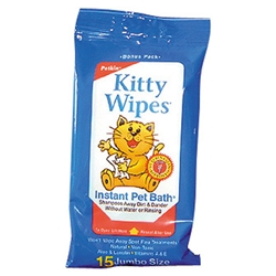 Pet Bath Wipes for Cats