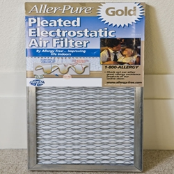 Allergy-Free® Aller-Pure® Gold Permanent Filters