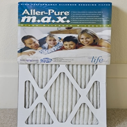 Allergy-Free® Aller-Pure® MAX Disposable Filters - 4-Pack