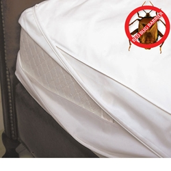Allergy Control® COTTON PERFORMANCE Mattress Encasings