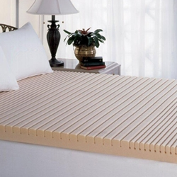 "Foam Mattress Topper - 3.5"" GeoMatt"