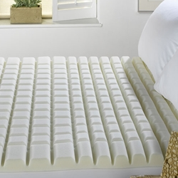 "Foam Mattress Topper - 2.5"" GeoMax"