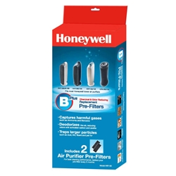Honeywell HRF-B2 Premium Odor Reducing Pre-Filter