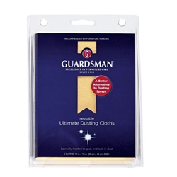 Guardsman Ultimate Reusable Dusting Cloths