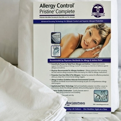 Allergy Control® Pristine COMPLETE Fitted Mattress Covers