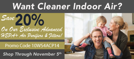 Weekly Special For October 2014
