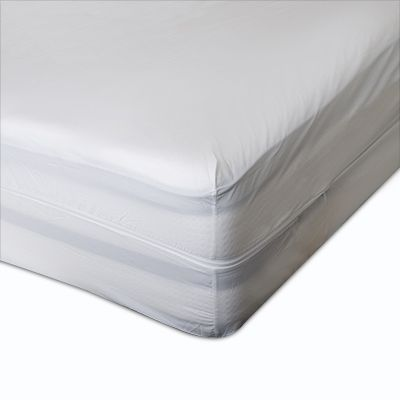 Mattress cover with zipper Queen Bugshield Zipperlock And The Bug Blocker Super Comfy Sleep Allcotton Allergy Mattress Covers Dust Mites Find Relief From
