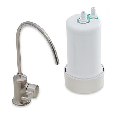 Verbatim Under Sink Water Filtration System   Water Purification   All  Other Allergy Control Products