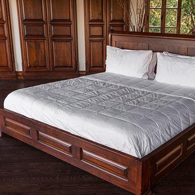Silk Comforter by SmartSilk™