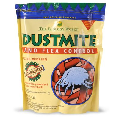 DustMite and Flea Control Powder Mix