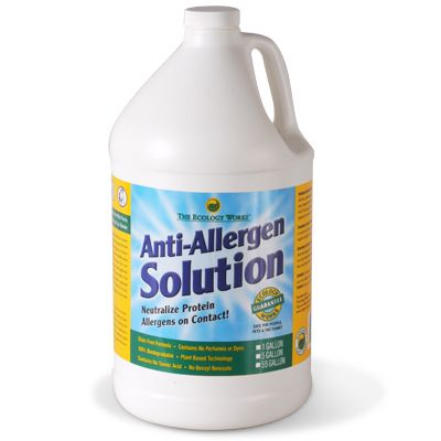 Anti-Allergen Solution Gallon Refill