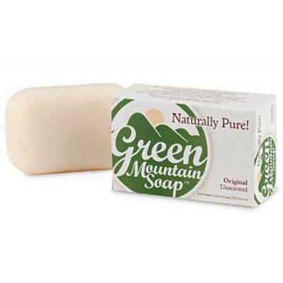 Green Mountain Naturally Pure Bar Soap