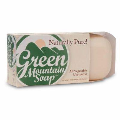 Green Mountain Vegetarian Formula Soap Bar