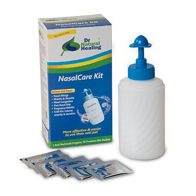 NasalCare Nasal Irrigation Kit
