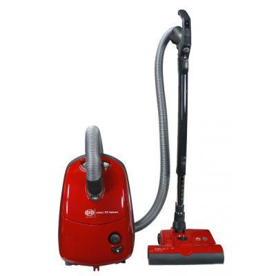 SEBO Airbelt E3 Premium Canister Vacuum (Red)