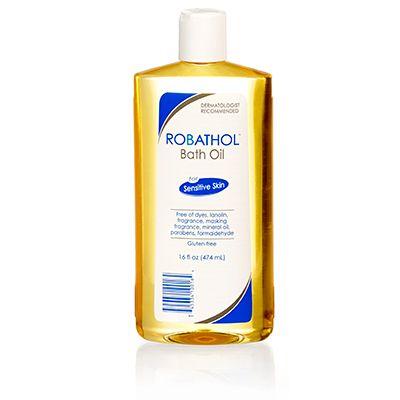 RoBathol Bath Oil  Bottle