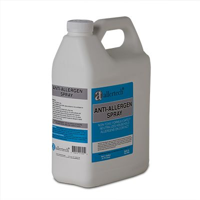 AllerTech® Anti-Allergen Solution Gallon Refill