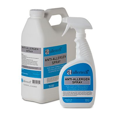 AllerTech® Anti-Allergen Solution Kit