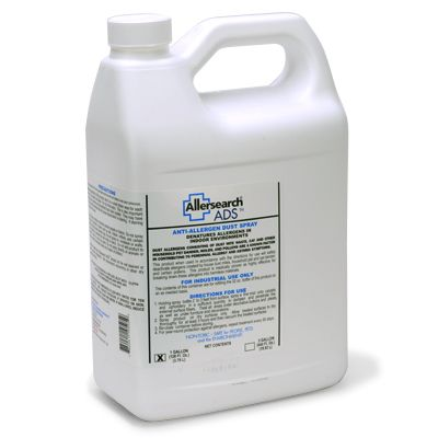 ADS Anti-Allergen Dust Spray Gallon Refill