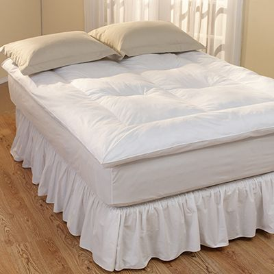 Down Alternative Restful Nights Fiber Bed Topper