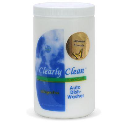 Clearly Clean 32oz Jar Auto Dishwasher Detergent