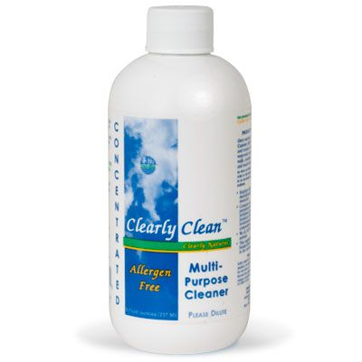 Clearly Clean Multi-Purpose Cleaner Concentrate (8oz)