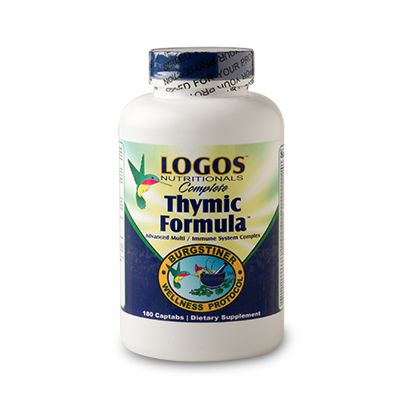 Logos Nutritionals Complete Thymic Formula Supplement