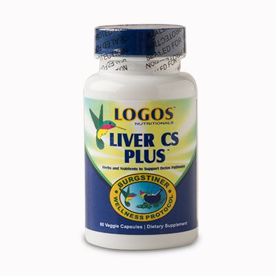 Logos Nutritionals Liver CS Plus Supplement
