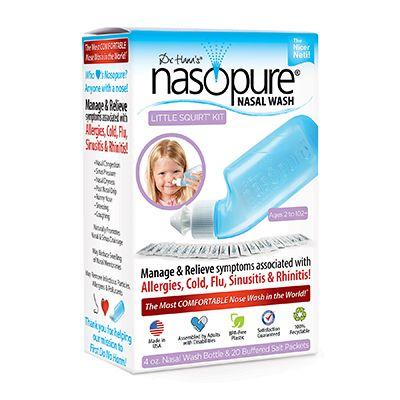 Nasopure Nasal Wash System by Dr. Hana