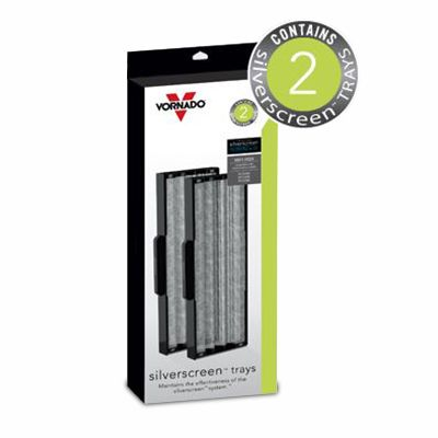 Vornado Silverscreen Trays for PCO Air Purifiers 2-Pack (MD1-0024)