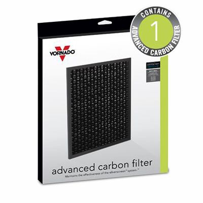 Genuine Vornado Advanced Carbon Repl. Filter (MD1-0027) for PCO Air Purifiers