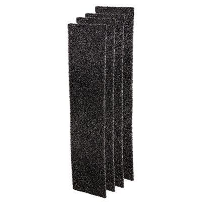Whirlpool Compatible Charcoal Pre-Filters 4-Pack for APT40010R Tower