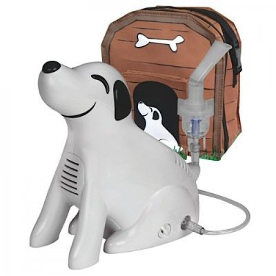 Digger Dog Compressor Nebulizer Set
