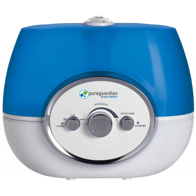 PureGuardian Ultrasonic Warm and Cool Mist Humidifier H1510