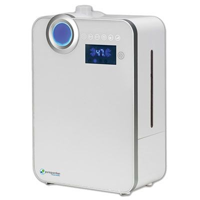 90-Hour Warm or Cool Mist Ultrasonic Humidifier