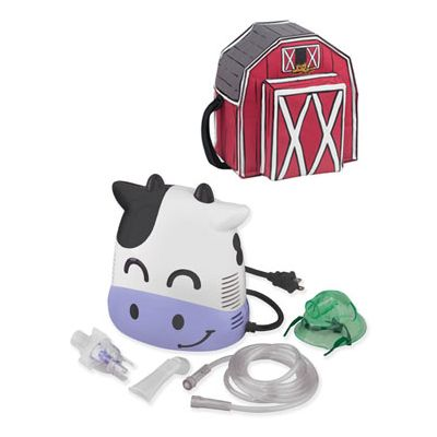 Margo Moo Compressor Nebulizer