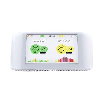 IQAir AirVisual Pro Air Quality Monitor