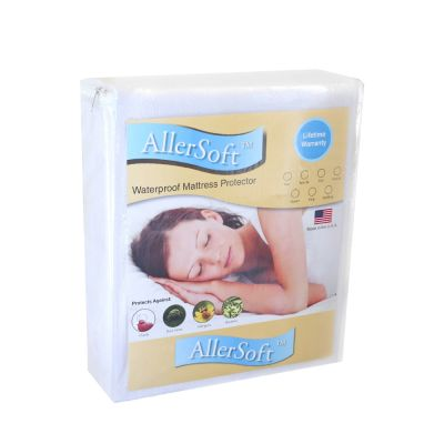 AllerSoft™ Hypoallergenic Waterproof Mattress Protectors