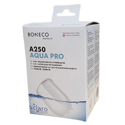 BONECO Aqua Pro 2-in-1 Ultrasonic Humidifier Filter A250