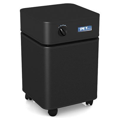 Austin Air Pet Machine HEPA Air Purifier - Black