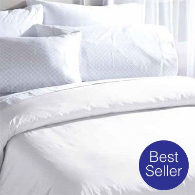 All-Cotton Allergy Comforter Covers