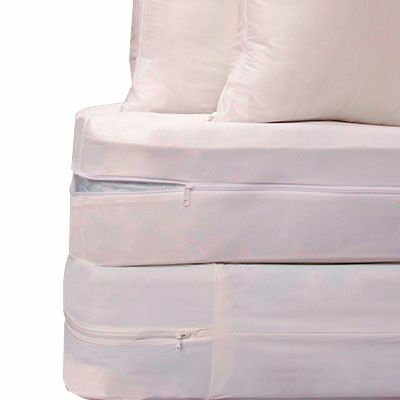 BedCare™ All-Cotton Allergy Prevention Bedding Sets