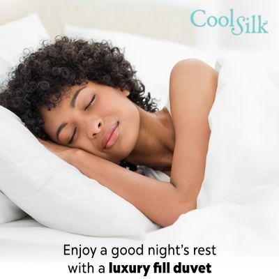 CoolSilk Duvet & Comforter