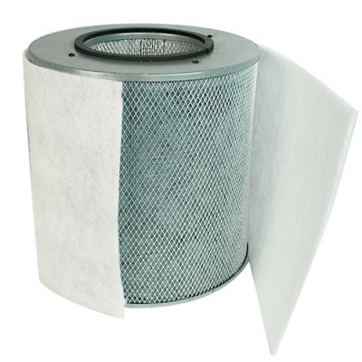 AllerTech® Replacement Filter for Austin Air Baby's Breath Jr. with 2 Pre-Filters